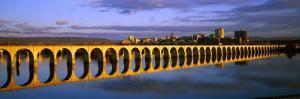 Railroad Bridge, Harrisburg, Pennsylvania, USA