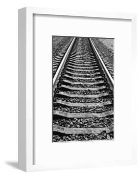 Rails-Jetrel-Framed Photographic Print