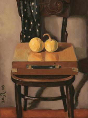 Painters Chest, 2006 by Raimonda Kasparaviciene Jatkeviciute