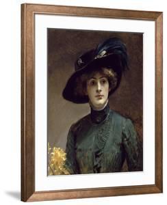 Portrait of a Lady by Raimundo Madrazo