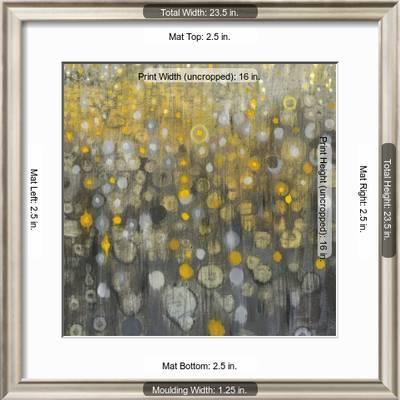 Rain Abstract Vi Art Print Danhui Nai Art Com