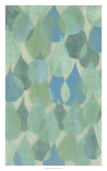 Rain Drops II-Grace Popp-Giclee Print