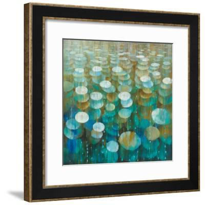 Rain Drops-Danhui Nai-Framed Art Print