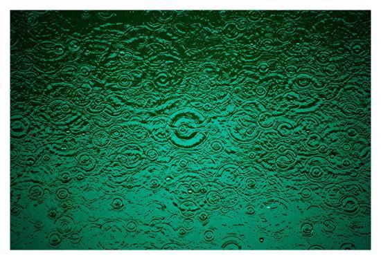 Rain III-Peter Morneau-Art Print