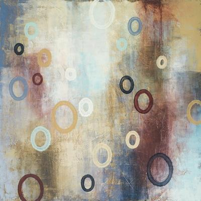 Rain in the Abstract II-Michael Marcon-Art Print