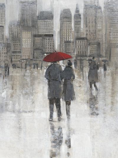 Rain in The City I-Tim OToole-Art Print