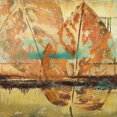 Rain Leaves II-Patricia Pinto-Premium Giclee Print