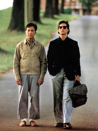 Rain Man, Tom Cruise, Dustin Hoffman, 1988