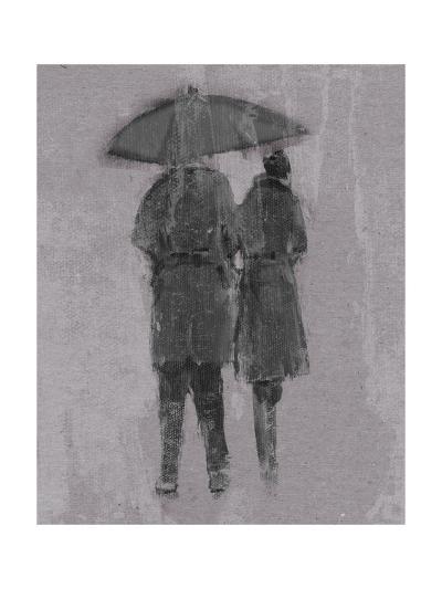Rain Romance II-Studio W-Art Print