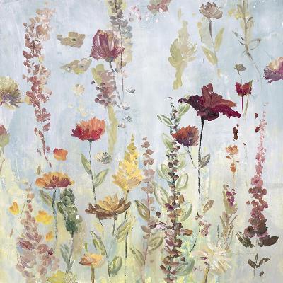 Rain Shower Garden-Lora Gold-Art Print