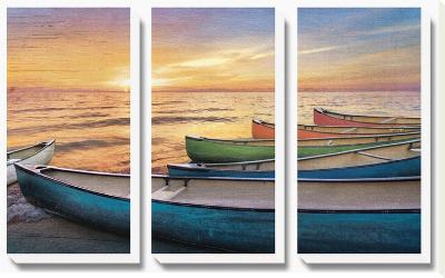 Rainbow Armada-Celebrate Life Gallery-Canvas Art Set