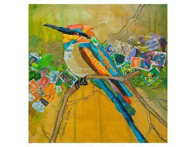 Rainbow Bee Eater--Art Print