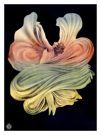 Rainbow Dancer--Giclee Print