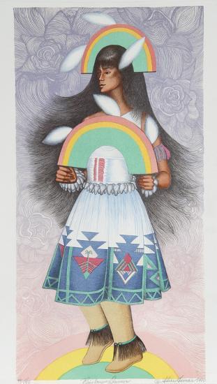 Rainbow Dancer-Alice Asmar-Limited Edition