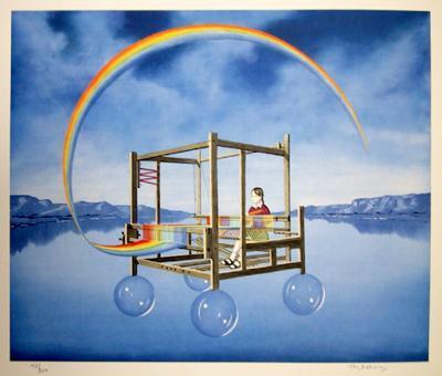 Rainbow Fantasy-Tito Salomoni-Limited Edition