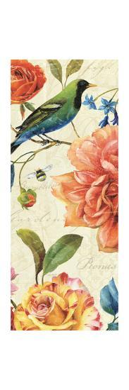 Rainbow Garden VI-Lisa Audit-Premium Giclee Print