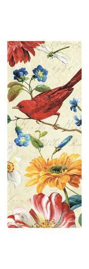 Rainbow Garden VII-Lisa Audit-Premium Giclee Print