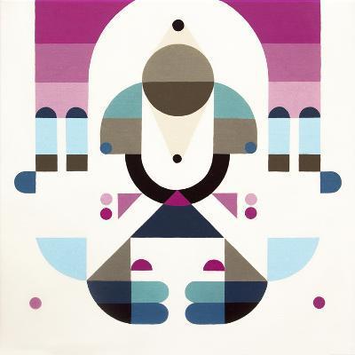 Rainbow Island-Antony Squizzato-Giclee Print
