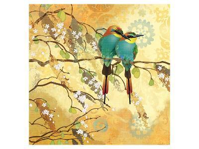 Rainbow Lands--Art Print