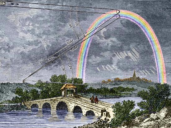 Rainbow Optics, Historical Artwork-Sheila Terry-Photographic Print