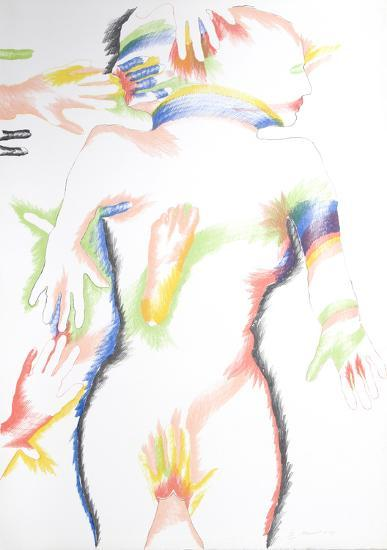 Rainbow People-Marisol Escobar-Limited Edition