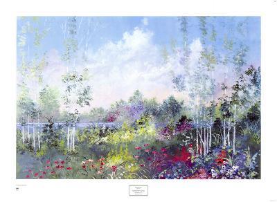 Rainbow Place III-Marietta Stevens-Art Print