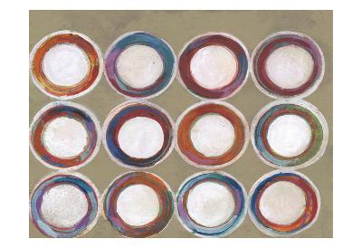 Rainbow Rings-Smith Haynes-Art Print