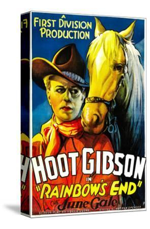 Rainbow's End, Hoot Gibson, 1935
