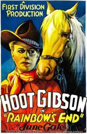 Rainbow's End, Hoot Gibson, 1935