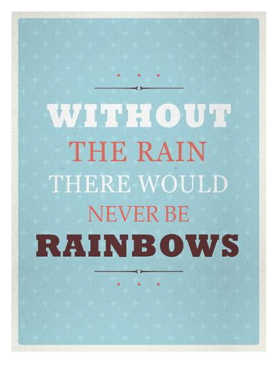 Rainbows-Maria Hernandez-Art Print