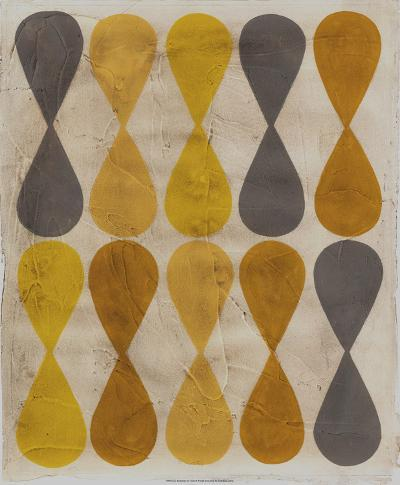 Raindrops IV-Chariklia Zarris-Art Print