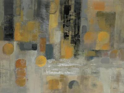 Raindrops on the Street-Silvia Vassileva-Premium Giclee Print
