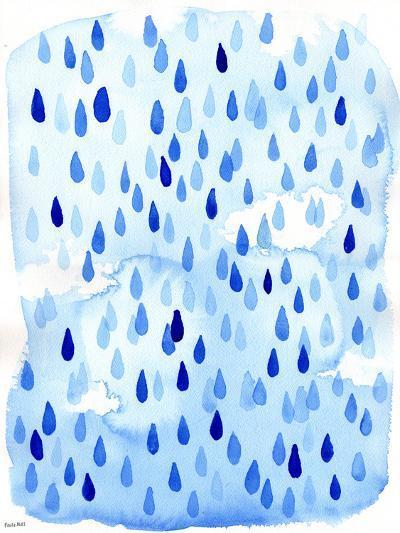 Raindrops-Paula Mills-Art Print