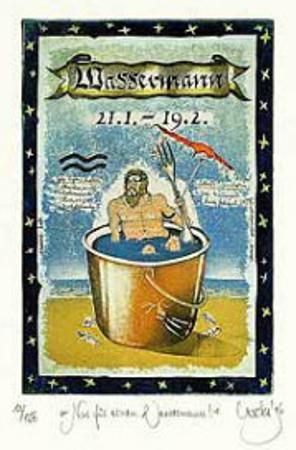 Wassermann - Sternzeichen