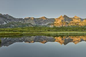 Anonymous Lake Near the Scheckkopf, Radstadter Tauern, Salzburg, Austria by Rainer Mirau