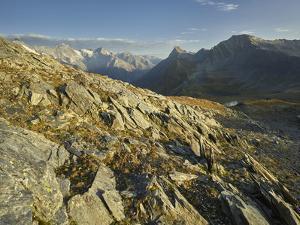 Lacs De Fen?e, Monts Telliers, Valais, Switzerland by Rainer Mirau