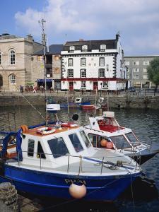 Barbican, Plymouth, South Devon, Devon, England, United Kingdom, Europe by Rainford Roy