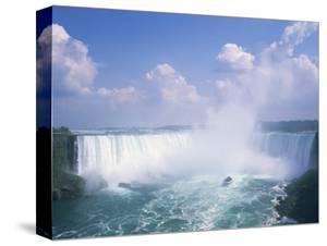 Horseshoe Falls, Niagara Falls, Ontario, Canada, North America by Rainford Roy
