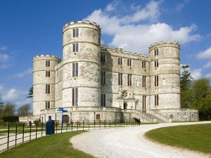 Lulworth Castle, Dorset, England, United Kingdom, Europe by Rainford Roy