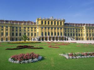 Schonbrunn Palace, UNESCO World Heritage Site, Vienna, Austria, Europe by Rainford Roy