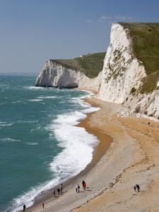 Swyre Head Beach, Dorset, England, United Kingdom, Europe by Rainford Roy