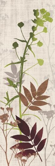Rainforest Silhouettes 1-Bella Dos Santos-Art Print