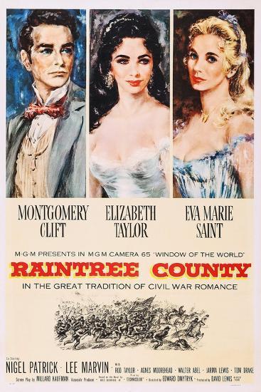 Raintree County--Art Print