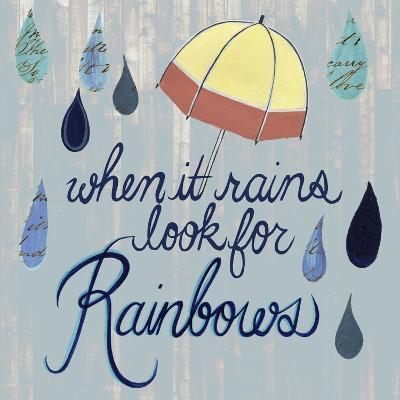 Rainy Day I-Grace Popp-Art Print