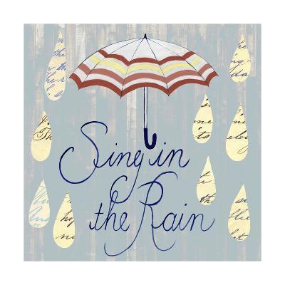 Rainy Day IV-Grace Popp-Art Print