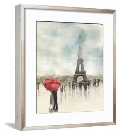 Rainy Day Lovers I-Grace Popp-Framed Art Print