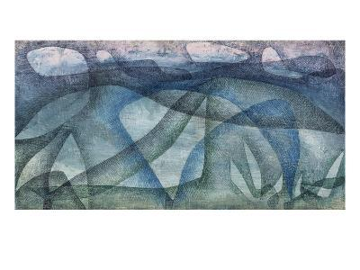 Rainy Day; Regentag-Paul Klee-Giclee Print