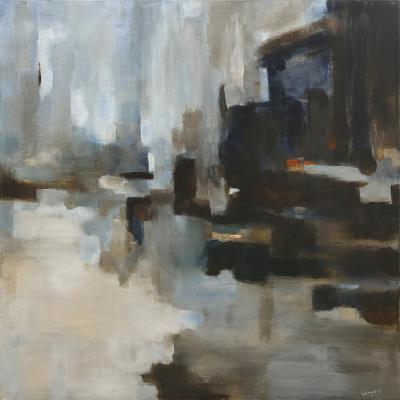 Rainy Day-Solveiga-Giclee Print