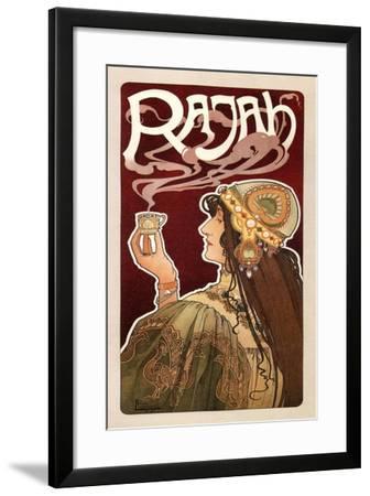 Rajah Coffee, 1899-Henri Privat-Livemont-Framed Giclee Print