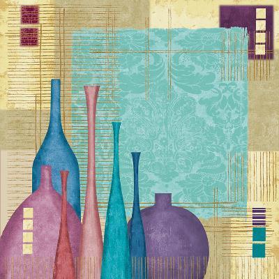 Raku I-Linda Wood-Art Print
